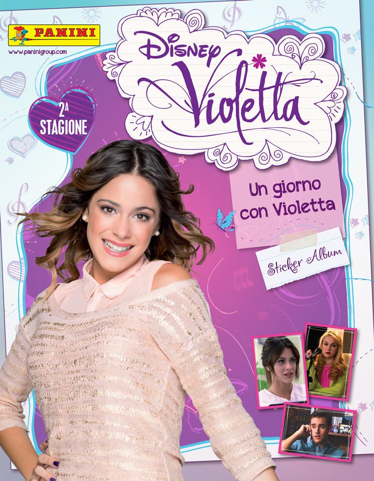 Panini_Violetta_2_Collezione_Stickers_Cover
