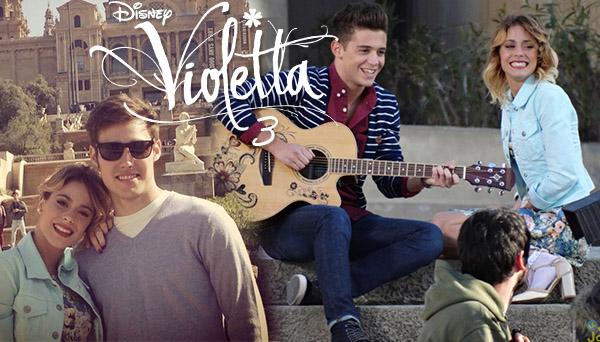 New de Violetta 3!