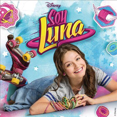 Copertina dell'album 'Soy Luna' in vendita in America Latina